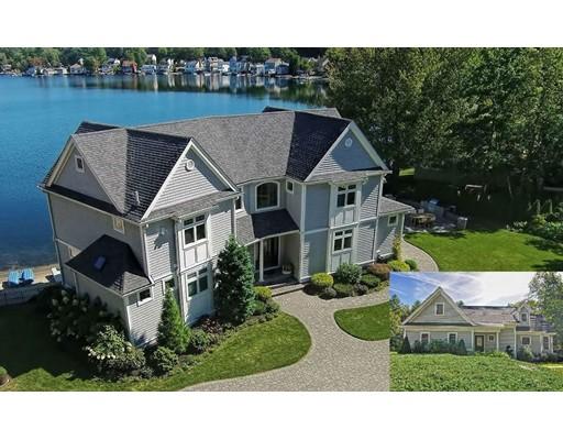独户住宅 为 销售 在 50 Rowell Road 50 Rowell Road Wrentham, 马萨诸塞州 02093 美国