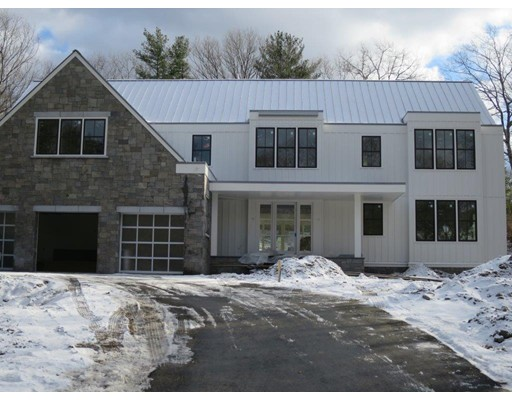 Picture 1 of 49 Falmouth Rd  Wellesley Ma  6 Bedroom Single Family#