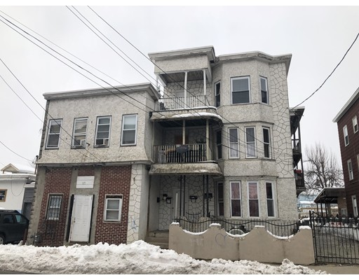 Multi-Family Home for Sale at 115 Myrtle Street 115 Myrtle Street Lawrence, Massachusetts 01841 United States
