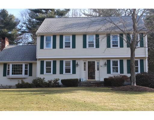 Casa Unifamiliar por un Venta en 34 Ash Lane 34 Ash Lane Hanover, Massachusetts 02339 Estados Unidos