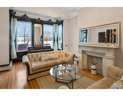 Picture 1 of 45 M St  Boston Ma  7 Bedroom Single Family#