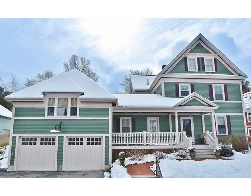 Single Family Home for Sale at 3 Cleveland Avenue 3 Cleveland Avenue Woburn, Massachusetts 01801 United States