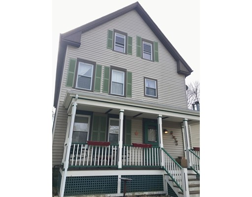 Single Family Home for Rent at 106 Arnold 106 Arnold New Bedford, Massachusetts 02740 United States