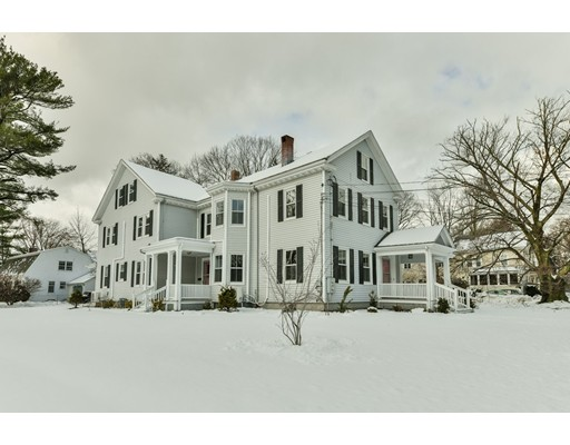 Picture 2 of 535 Washington St  Dedham Ma 7 Bedroom Multi-family