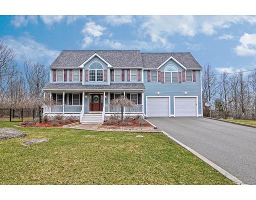 Частный односемейный дом для того Продажа на 22 Highland Ridge Road 22 Highland Ridge Road Freetown, Массачусетс 02702 Соединенные Штаты