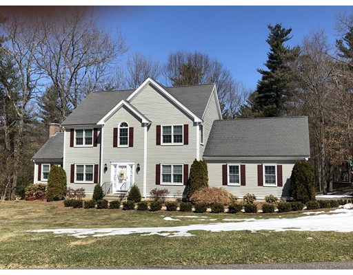 Single Family Home for Sale at 163 Nathaniel Drive Northbridge, 01588 United States