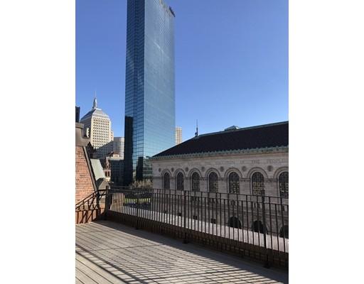 Picture 1 of 647 Boylston St Unit Ph 3c Boston Ma  3 Bedroom Condo#