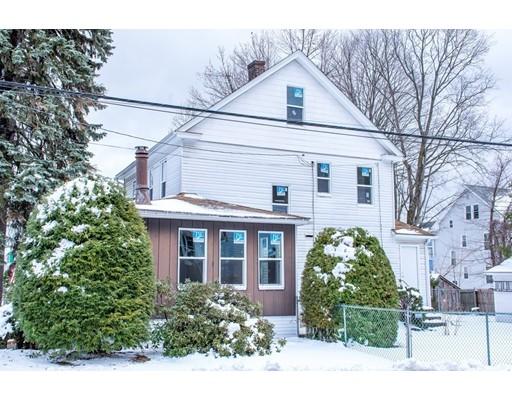 واحد منزل الأسرة للـ Sale في 40 Woods Avenue 40 Woods Avenue Holyoke, Massachusetts 01040 United States