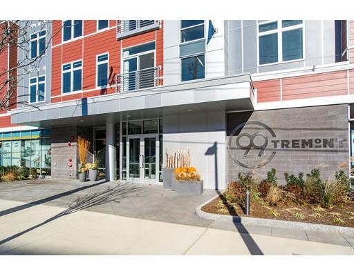 Picture 1 of 99 Tremont St Unit 109 Boston Ma  2 Bedroom Condo#