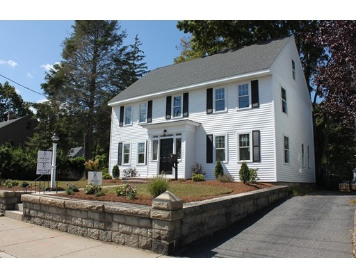 Single Family Home for Sale at 65 West Main Street 65 West Main Street Westborough, Massachusetts 01581 United States