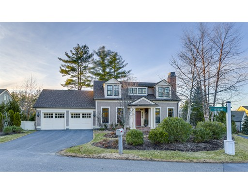 Picture 3 of 2 Kettle Ln Unit 2 Weston Ma 4 Bedroom Single Family