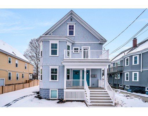 Condominium for Sale at 62 Cleveland Street Arlington, 02474 United States