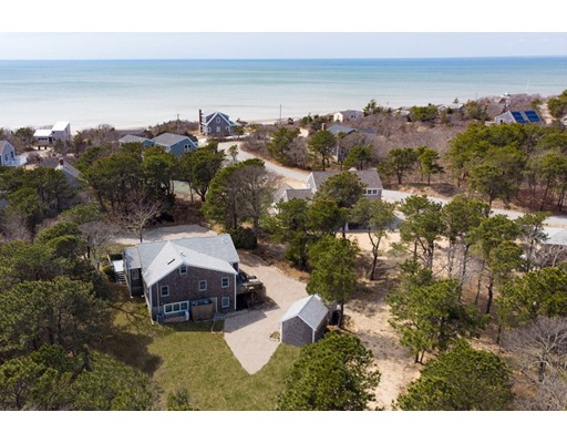 Single Family Home for Sale at 36 I De Ho Lane 36 I De Ho Lane Eastham, Massachusetts 02642 United States