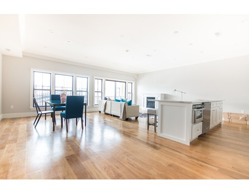 Picture 2 of 9 Ward St Unit 302 Boston Ma 3 Bedroom Condo