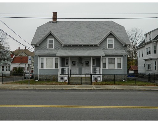 Single Family Home for Rent at 279 South Broadway Lawrence, 01843 United States