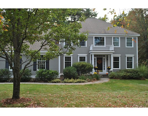 Picture 3 of 4 Anders Way  Acton Ma 4 Bedroom Single Family
