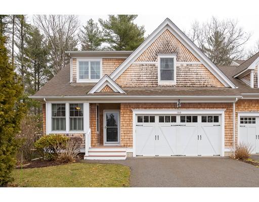Condominio por un Venta en 160 Spring Meadow Lane 160 Spring Meadow Lane Hanover, Massachusetts 02339 Estados Unidos