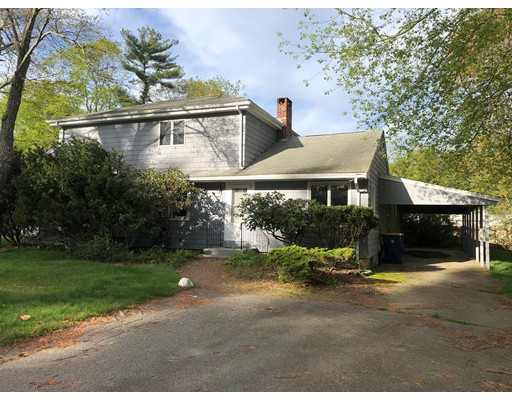 Single Family Home for Sale at 3 PARK Road Sharon, 02067 United States