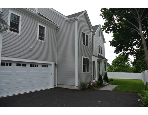 Picture 1 of 375 Hunnewell St Unit 375 Needham Ma  5 Bedroom Single Family