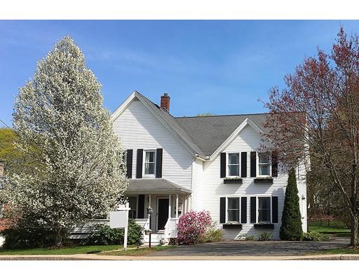 Частный односемейный дом для того Продажа на 32 Washington Street 32 Washington Street Franklin, Массачусетс 02038 Соединенные Штаты
