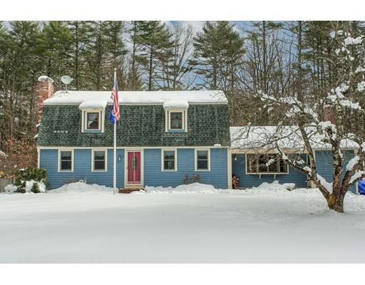独户住宅 为 销售 在 9 Bridle Path 9 Bridle Path Townsend, 马萨诸塞州 01474 美国