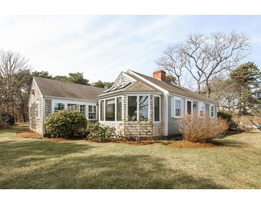 Single Family Home for Sale at 504 Stony Hill Road 504 Stony Hill Road Chatham, Massachusetts 02650 United States