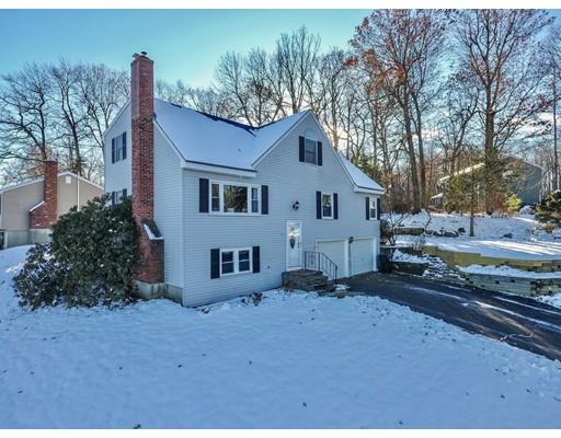 独户住宅 为 销售 在 25 CEDAR ROAD 25 CEDAR ROAD Holden, 马萨诸塞州 01520 美国