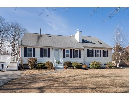 Частный односемейный дом для того Продажа на 390 Hancock Street 390 Hancock Street Abington, Массачусетс 02351 Соединенные Штаты