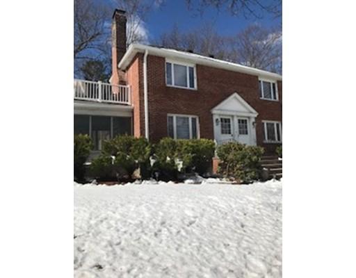Apartamento por un Alquiler en 121 Withington Road #1 121 Withington Road #1 Newton, Massachusetts 02460 Estados Unidos