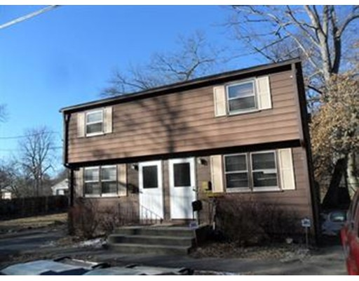 Single Family Home for Rent at 13 Valentine Street Springfield, Massachusetts 01108 United States
