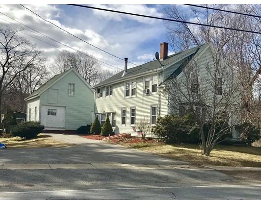 独户住宅 为 销售 在 56 Church Street 56 Church Street Merrimac, 马萨诸塞州 01860 美国