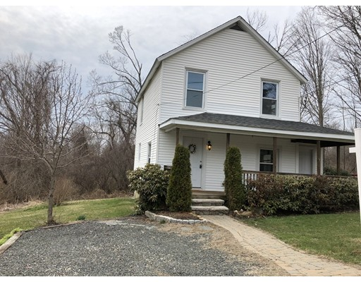Single Family Home for Sale at 3 Lower River Street 3 Lower River Street Brookfield, Massachusetts 01506 United States