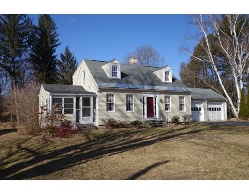 独户住宅 为 销售 在 29 Harris Street 29 Harris Street Amherst, 马萨诸塞州 01002 美国