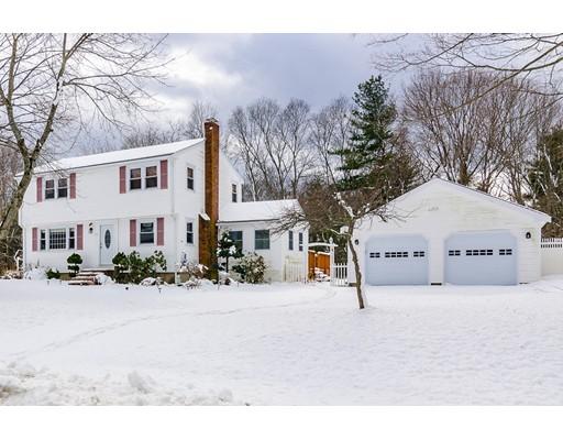 Single Family Home for Sale at 22 Longmeadow Lane 22 Longmeadow Lane Sharon, Massachusetts 02067 United States