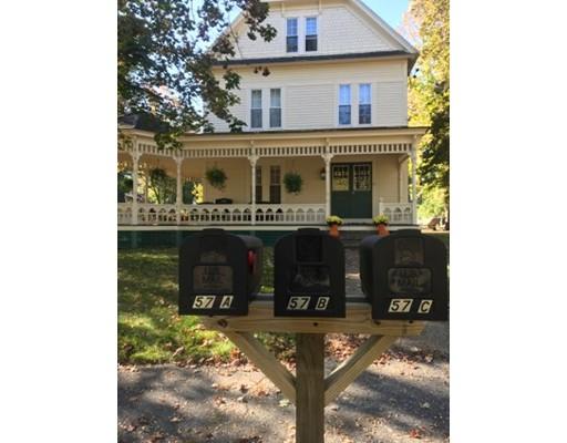 多户住宅 为 销售 在 57 Central Street 57 Central Street West Brookfield, 马萨诸塞州 01585 美国