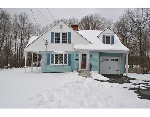 واحد منزل الأسرة للـ Sale في 21 Plymouth Street 21 Plymouth Street Gardner, Massachusetts 01440 United States