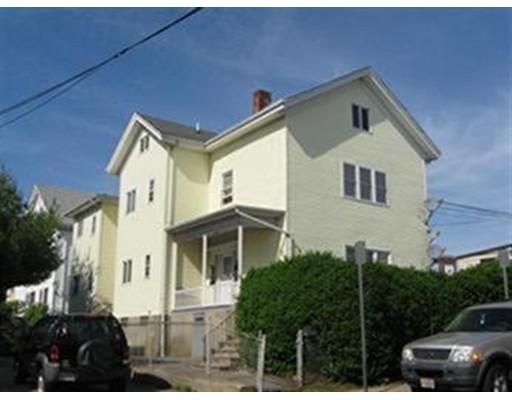Casa Unifamiliar por un Alquiler en 278 Franklin Street Fall River, Massachusetts 02720 Estados Unidos