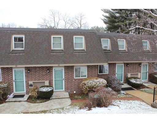 Appartement en copropriété pour l Vente à 32 Walcott Valley Drive 32 Walcott Valley Drive Hopkinton, Massachusetts 01748 États-Unis