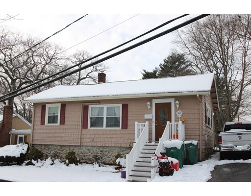 Single Family Home for Sale at 30 Longwood Road 30 Longwood Road Lynn, Massachusetts 01904 United States