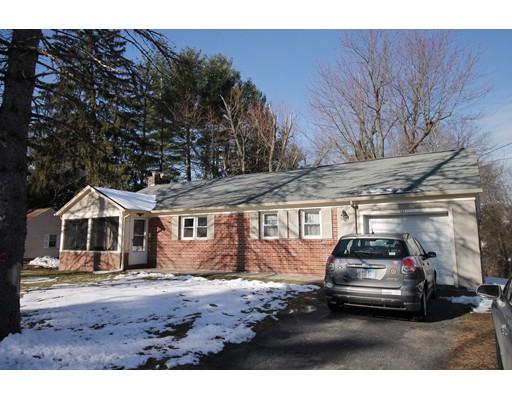 独户住宅 为 销售 在 297 West Street 297 West Street Amherst, 马萨诸塞州 01002 美国