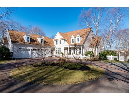 Частный односемейный дом для того Продажа на 278 Elm Street 278 Elm Street Marshfield, Массачусетс 02050 Соединенные Штаты