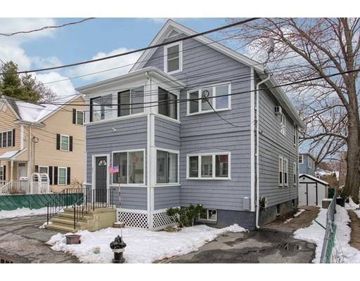 Multi-Family Home for Sale at 23 Lee Ter 23 Lee Ter Arlington, Massachusetts 02474 United States