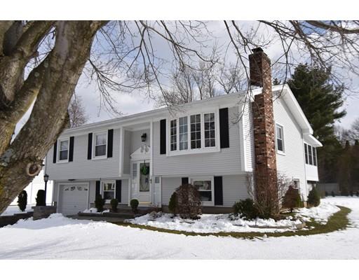 Casa Unifamiliar por un Venta en 50 Red Fox Drive 50 Red Fox Drive Agawam, Massachusetts 01030 Estados Unidos