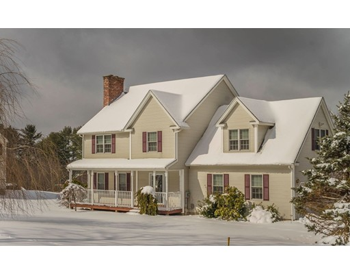 Single Family Home for Sale at 1012 Reed Street 1012 Reed Street Warren, Massachusetts 01083 United States