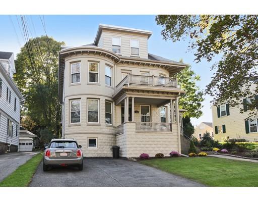 多户住宅 为 销售 在 50 Arlington Street 牛顿, 马萨诸塞州 02458 美国