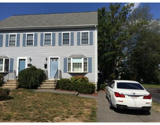 Single Family Home for Rent at 52 School Avenue 52 School Avenue Waltham, Massachusetts 02453 United States