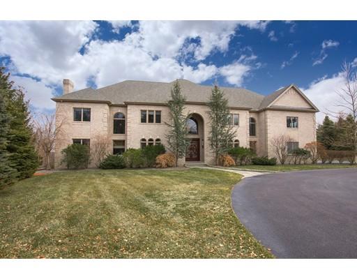 Частный односемейный дом для того Продажа на 32 Bridle Path 32 Bridle Path Shrewsbury, Массачусетс 01545 Соединенные Штаты