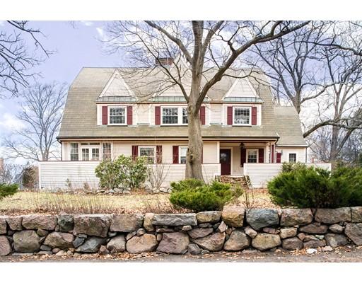 واحد منزل الأسرة للـ Sale في 175 West Street 175 West Street Braintree, Massachusetts 02184 United States