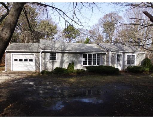 Maison unifamiliale pour l Vente à 15 Toedter Road 15 Toedter Road Eastham, Massachusetts 02651 États-Unis