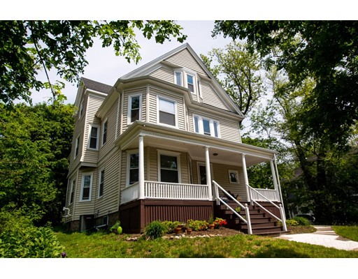 Picture 1 of 228 Langley Rd  Newton Ma  6 Bedroom Multi-family